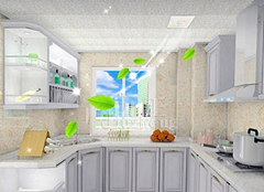 最为精确的厨房排风扇安装教程