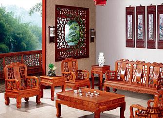 如何选购称心如意的红木家具