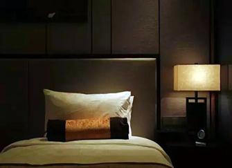 五星级酒店客房灯如何打造?体验国宾般待遇
