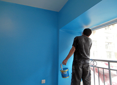 水泥墻面能貼壁紙嗎? 水泥墻面怎么刷油漆?