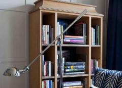 書架有哪些常見種類 適合自家書房的才最合適
