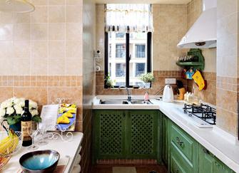 田园风格厨房装修要注意什么   体验田园乐趣