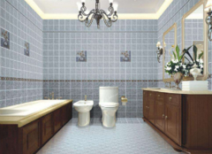 卫生间墙砖用多大合适 卫生间墙砖尺寸是什么呢