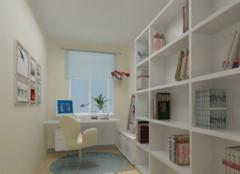 書房裝修什么顏色好 書房設計方案分享