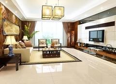 客厅瓷砖怎么选好 客厅最流行地砖颜色