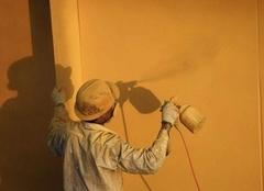 墻面噴漆多少錢一平方 噴漆和刷漆有什么區別