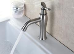 卫生间水龙头怎么安装 卫生间手盆水龙头安装高度