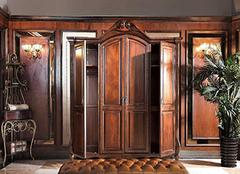 實木衣柜650一平米貴嗎 實木衣柜多少錢一平米