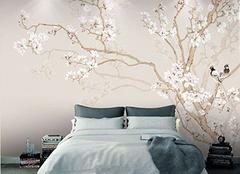 臥室墻紙有甲醛嗎 臥室墻紙怎么貼好看