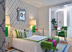 臥室墻紙好還是墻布好 臥室貼墻紙有毒嗎