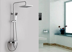 衛浴花灑品牌排行 花灑噴頭多少錢