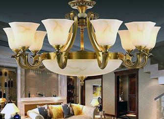 欧式灯具的特点 欧式灯具的价格