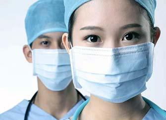外科口罩和医用防护口罩的区别 外科口罩和n95口罩的区别 外科口罩佩戴方法