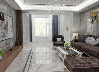 客厅瓷砖什么颜色最好 客厅瓷砖什么材质比较好 客厅瓷砖需要做造型吗
