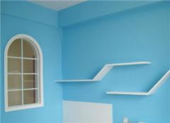 家裝用什么顏色的乳膠漆好 乳膠漆都是可以直接加水使用的嗎 裝修千萬不要用乳膠漆