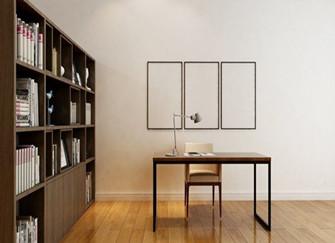 開放式書房實用嗎 開放式書房優缺點有哪些 開放式書房怎么隔成房間