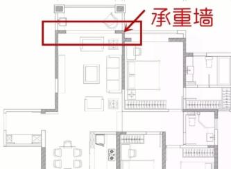 承重墙开洞加固方案 承重墙加固影响房屋质量不 承重墙加固多少钱