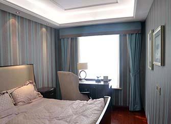卧室墙面用什么材料装修最好 卧室地面贴瓷砖好还是地板好 卧室吊顶用什么材质比较好