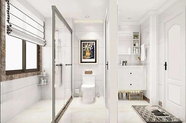 佰怡家設計講堂:提升體驗感的浴室設計
