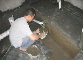 防水砂漿配合比是多少 防水涂料好還是砂漿好 防水砂漿多少錢一噸