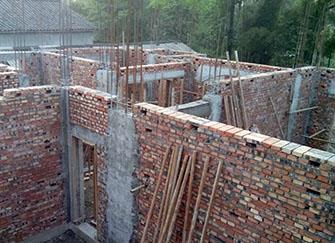 磚混結構的墻能拆嗎 磚混結構每平米造價 磚混結構壽命100年