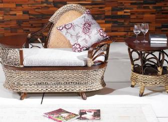 躺椅沙发的优缺点 藤椅沙发价格多少钱 藤椅沙发如何清洗