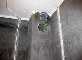 厨房的烟道一般在什么位置 厨房烟道口位置可以改吗 厨房烟道直接贴瓷砖可以吗