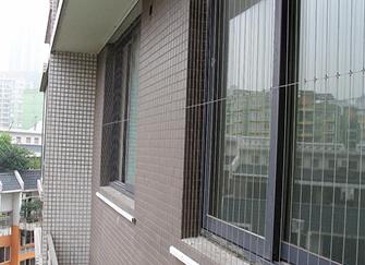 隐形防护窗安全吗 隐形防护窗哪个材质好 隐形防护窗多少钱一平方