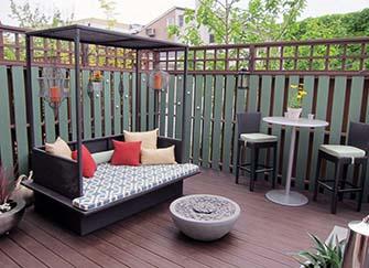 露天阳台用什么地坪漆 室外适合哪种地坪漆 家用水泥地面漆哪种好