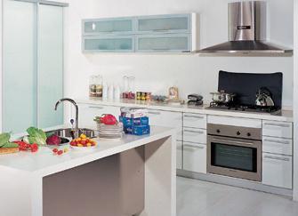 老板牌整体橱柜怎么样 老板整体厨房多少钱 老板整体厨房橱柜价格