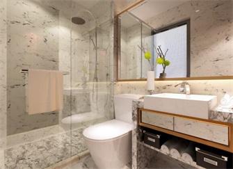 越來越洋氣的衛生間如何打造?如廁要有情調!