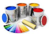 剩下的油漆怎么處理?油漆味怎么快速去除?