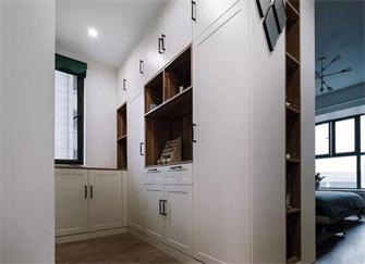 用衣柜做隔斷墻合適嗎 衣柜隔斷怎么做實用