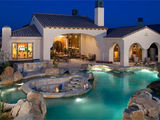 地中海風格庭院設計 地中海風格庭院案例