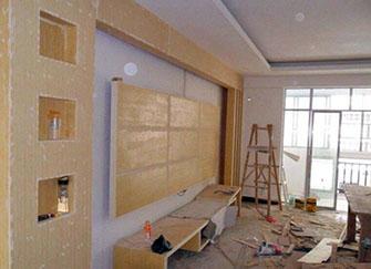 室内装修施工材料 室内装修施工流程 室内装修施工多少钱
