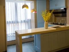 厨房吧台装修材料