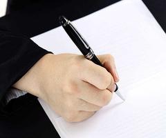 买房签合同细节