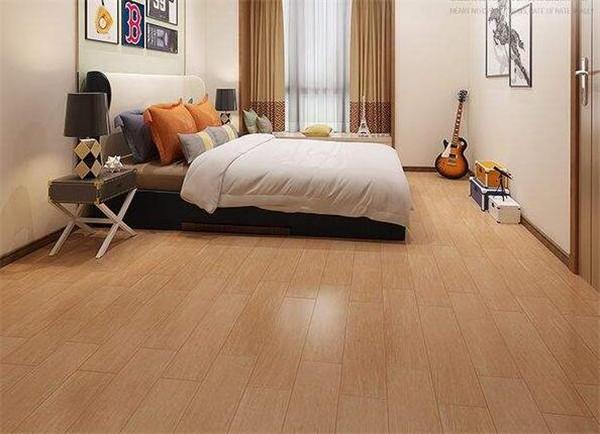 卧室仿木砖