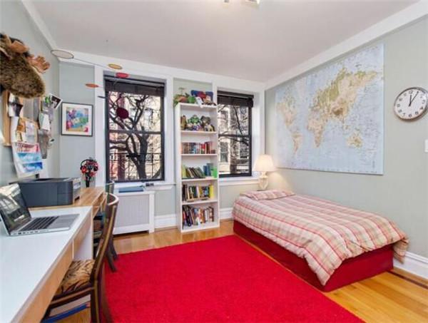 14平米卧室