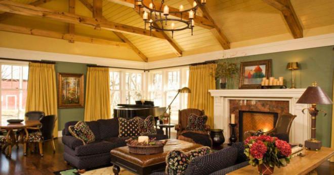 复古风格家居设计