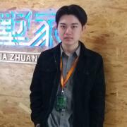 济南艺墅家装饰设计师陈海旭