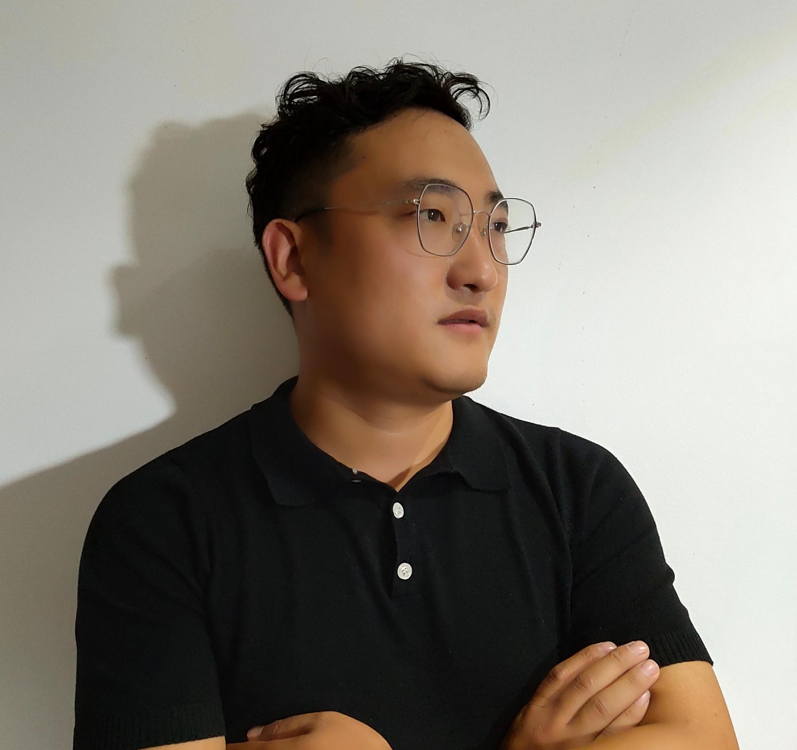 临沂奥创装饰设计师吴成帅