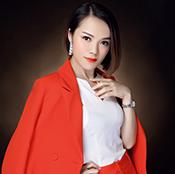 南寧水晶石裝飾設計師趙燕榮