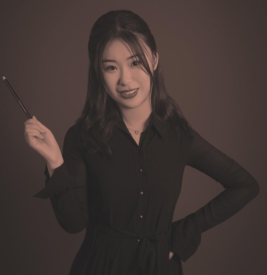 凯旋装饰集团设计师刘梦佳