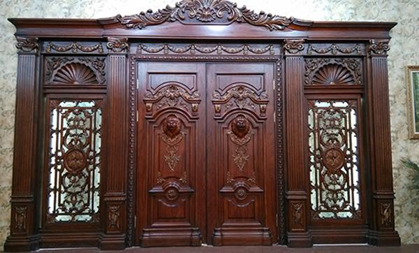 原木门和实木门的区别