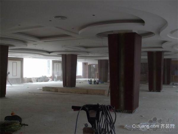 酒店装修施工