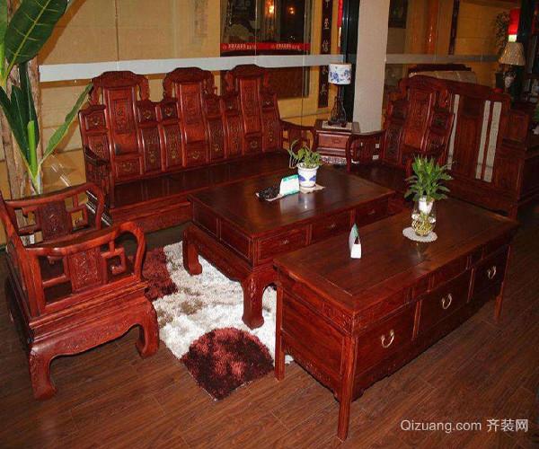 中式红木家具选购