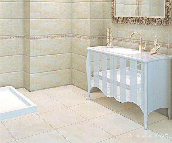 卫生间瓷砖注重品牌