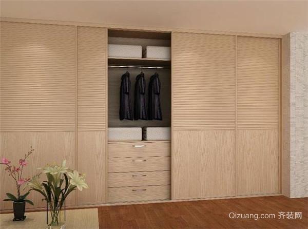 冠特定制衣柜产品优势