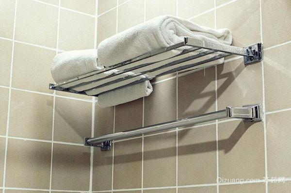 毛巾架安装的注意点